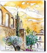 Serpa  Portugal 10 Canvas Print