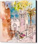 Serpa  Portugal 31 Canvas Print
