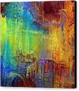 Shadows Of The Dream II Canvas Print