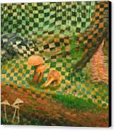 Shady Grove Canvas Print