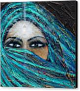 Shambala Canvas Print by NARI - Mother Earth Spirit