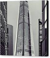 Shard Of Glass Canvas Print by Jasna Buncic