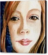 Shel Canvas Print
