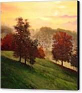 Shenandoah Valley Sunrise Canvas Print