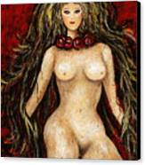 Shimara Canvas Print