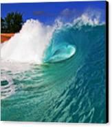 Shorebreaker Canvas Print
