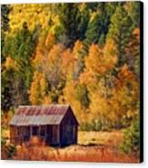 Sierra Solitude Canvas Print