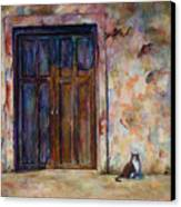 Siesta Canvas Print by Billie Colson