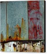 Silo Series 1 Canvas Print