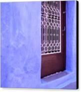 Simply Blue Canvas Print