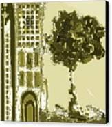 Sinagoga Canvas Print by Emna Bonano