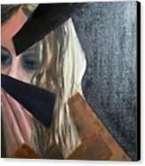 singer is sick N4 Canvas Print