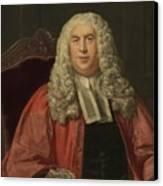 Sir William Blackstone 1723-1780 Canvas Print by Everett