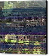 Skidda Canvas Print