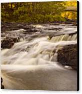 Skootamata River Canvas Print