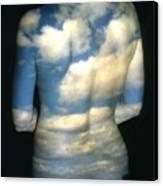 Sky Canvas Print by Arla Patch