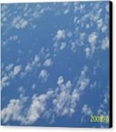 Sky High Canvas Print by Rishanna Finney