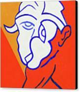 Skyway Canvas Print by Samir Patel