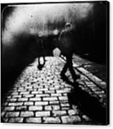 Sleepwalking Canvas Print by Andrew Paranavitana