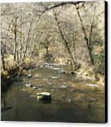 Sleepy Creek Canvas Print