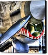 Smithsonian Air And Space Canvas Print by JC Findley
