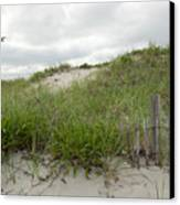 Smugglers Beach Dune South Yarmouth Cape Cod Massachusetts Canvas Print by Michelle Wiarda