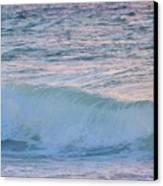 Soft Oceans Breeze  Canvas Print