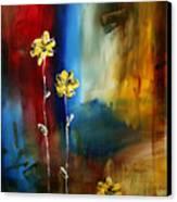 Soft Touch Canvas Print by Megan Duncanson
