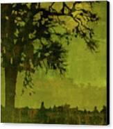 Solitude Canvas Print by Bonnie Bruno