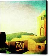 Solitude Canvas Print by Sarah Vernon