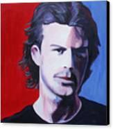 Solo Man Canvas Print