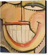 Sonny Sunny Canvas Print