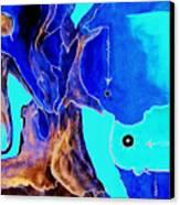Sophogame Canvas Print