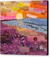 South Carolina Dawn Canvas Print by Martha Ressler