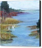 Southern Breeze Canvas Print