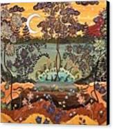 Southern Dreamscape Canvas Print
