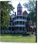 Southern Virgiinia College Canvas Print