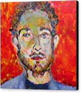 Soxb Canvas Print