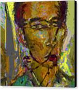 Sp 071308 Canvas Print