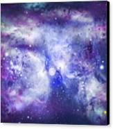 Space009 Canvas Print