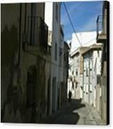 Spain One Way Canvas Print