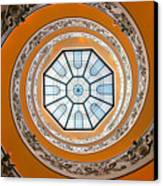 Spiral Canvas Print by Brian Bonham