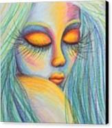 Spirit Guide Truer Me Canvas Print