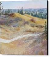 Spirit Sands Canvas Print