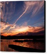Spirits In The Sky Canvas Print