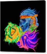Spirits2 Canvas Print