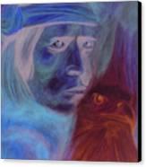 Spirits3 Canvas Print