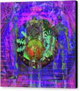 Spiritual Traveler Canvas Print by Joseph Mosley