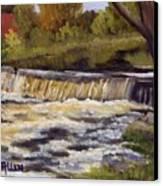 Spring Flow Canvas Print