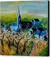 Spring In Redu  Canvas Print